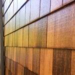 Exterior Natural Wood Sealing of a Corvallis home