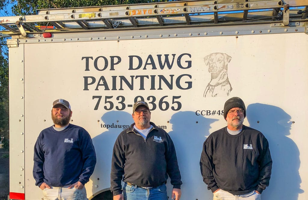 Top Dawg Painting Crew